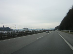 french road