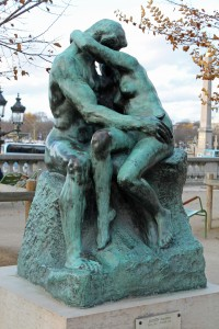 Kiss - Rodin - Paris